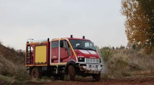 Lynx  - инновационный пожарный грузовик