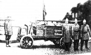 История создания пожарных автомобилей в СССР. Часть 1