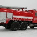 Аэродромный автомобиль АА 8,5/(40-60)-50/3 (КамАЗ-43118)