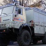 Аварийно-спасательный автомобиль АСА-20 (КамАЗ-43114)