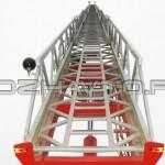Автолестница пожарная АЛ-30 (КамАЗ-43114)