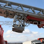 Автолестница пожарная АЛ-37 (КамАЗ-65115)