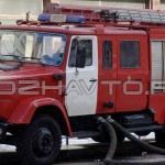 Автомобиль насосно-рукавный АНР-40-800 (ЗИЛ-433362)