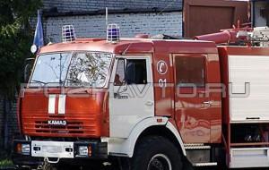 Автомобиль насосно-рукавный ПАБР-2,0-20/200 (КамАЗ-43118)