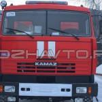 Автомобиль пенного тушения АПТ-8,0-60 (КамАЗ-43118)
