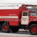 Автомобиль рукавный пожарный АР-2 (Амур-5313)