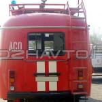 Автомобиль связи и освещения АСО-20 (ГАЗ-3308)