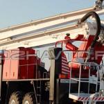 Автоподъемник пожарный АКП-28 (Урал 4320)
