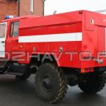 Автоцистерна пожарная АЦ 1,0-40 (ГАЗ-3308)
