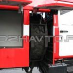 Автоцистерна пожарная АЦ 1,6-40 (ГАЗ-3308)