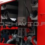 Автоцистерна пожарная АЦ 2,5-40 (КамАЗ-4308)