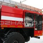 Автоцистерна пожарная АЦ 2,5-40 (КамАЗ-4326)