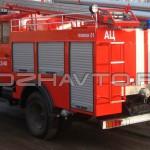 Автоцистерна пожарная АЦ 2,5-40 (ЗиЛ-433362)