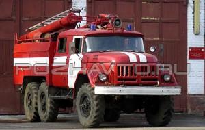 Автоцистерна пожарная АЦ 3,0-40 (Амур-531320)