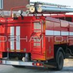 Автоцистерна пожарная АЦ 3,0-40 (КамАЗ-4308)