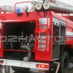 Автоцистерна пожарная АЦ 3,0-40 (КамАЗ-43253)