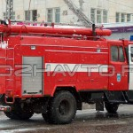 Автоцистерна пожарная АЦ 3,0-40 (ЗиЛ-433362)