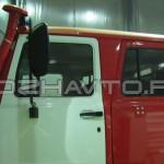 Автоцистерна пожарная АЦ(л) 1,0-40 (ГАЗ-33086)