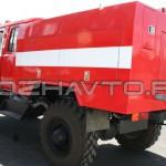 Автоцистерна пожарная лесная АЦ(л) 1,0-40 (ГАЗ-3308)