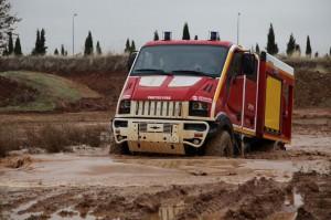 Компании Iturri, Bremach и Allison представляют инновационный пожарный грузовик LYNX