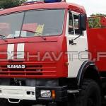 Пожарная насосная станция ПНС-100 (КамАЗ-43114)