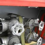 Пожарный рукавный автомобиль АР-2 (Урал 5557)