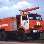 Аэродромная пожарная машина AA-40(43105)-189