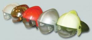 Термостойкий шлем пожарного ТШП