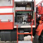 Автомобиль аэродромный пожарный АА-60(43118) - 299.01
