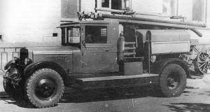 История пожарных аэродромных автомобилей. История длиной двадцать лет.