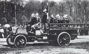История создания пожарных автомобилей в СССР. Часть 2