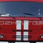 Автоцистерна пожарная АЦ 3,2-40 (КАМАЗ-4308)-2
