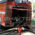 Автоцистерна пожарная АЦ 3,2-40 (ЗИЛ-4331)-2