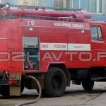 Автоцистерна пожарная АЦ 3,2-40 (ЗИЛ-4331)-3