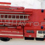 Автоцистерна пожарная АЦ 3,2-40 (ЗИЛ-4331)-4