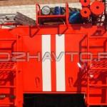 Автоцистерна пожарная АЦ 3,5-40 (Амур-531340)-1