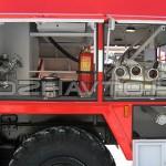 Автоцистерна пожарная АЦ 3,5-40 (Амур-531340)-3