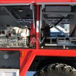 Автоцистерна пожарная АЦ 3,5-40 (Амур-531340)-4