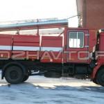 Автоцистерна пожарная АЦ 4,0-40 (КамАЗ-4308)-2