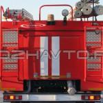 Автоцистерна пожарная АЦ 4,0-40 (КамАЗ-4308)-4