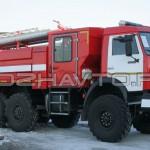 Автоцистерна пожарная АЦ 4,0-40 (КамАЗ-43114)-1