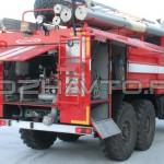 Автоцистерна пожарная АЦ 4,0-40 (КамАЗ-43114)-2