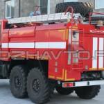 Автоцистерна пожарная АЦ 4,0-40 (КамАЗ-43114)-3