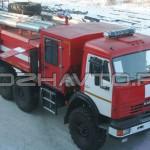 Автоцистерна пожарная АЦ 4,0-40 (КамАЗ-43114)-5