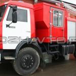 Автоцистерна пожарная АЦ 4,0-40 (КамАЗ-43253) - 1