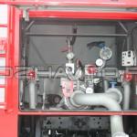 Автоцистерна пожарная АЦ 4,0-40 (КамАЗ-43253) - 3