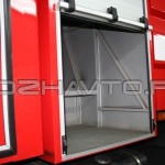 Автоцистерна пожарная АЦ 4,0-40 (КамАЗ-43253) - 8
