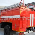 Автоцистерна пожарная АЦ 4,0-40 (Урал 43206)-4