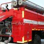 Автоцистерна пожарная АЦ 4,0-40 (Урал 43206)-5