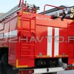 Автоцистерна пожарная АЦ 4,0-40 (Урал 43206)-6